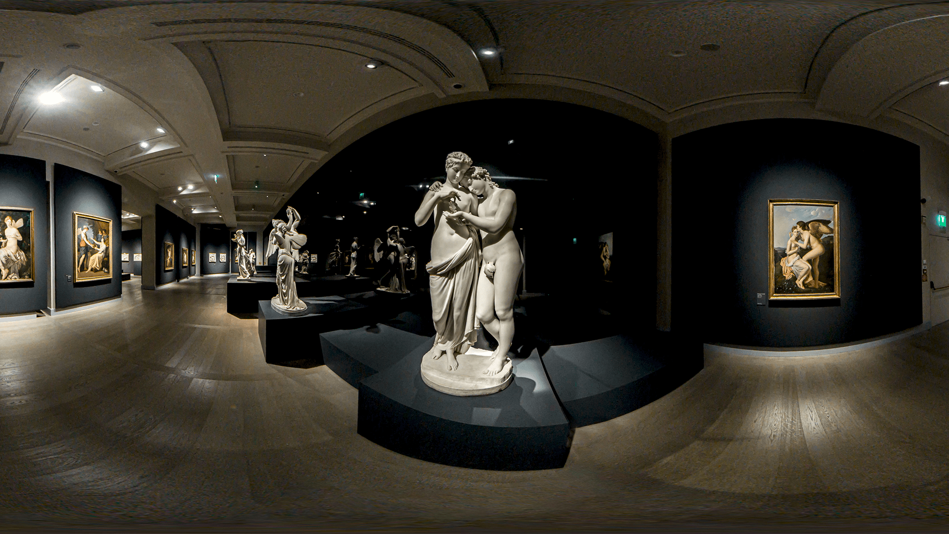 The Immersive Museum: Canova Thorvaldsen